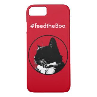 ブーイングを食べ物を与えて下さい iPhone 7ケース