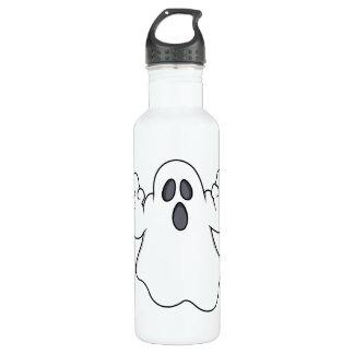 ブーイング! ハロウィンの気味悪い幽霊 ウォーターボトル