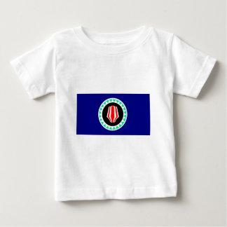 ブーゲンビルの自治区、PNG ベビーTシャツ