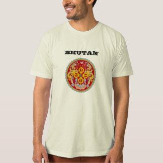 ブータンのシールのワイシャツ Tシャツ