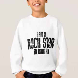 ブータンのロックスター スウェットシャツ