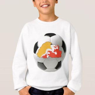 ブータンの全国代表チーム スウェットシャツ