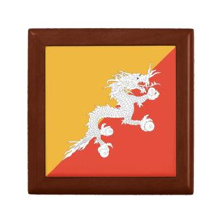 ブータンの旗のギフト用の箱 ギフトボックス