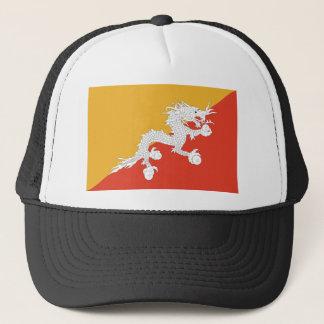 ブータンの旗の帽子 キャップ