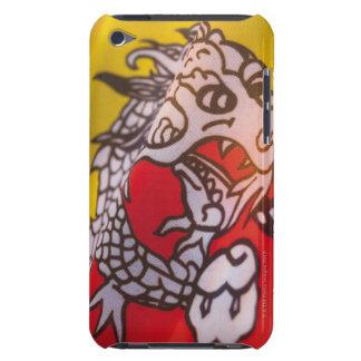 ブータンの旗 Case-Mate iPod TOUCH ケース