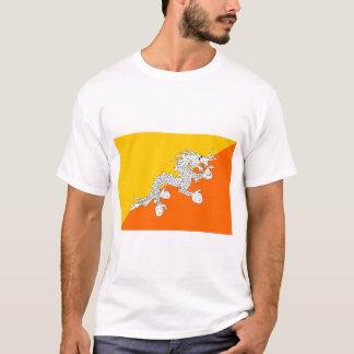 ブータンの旗 Tシャツ