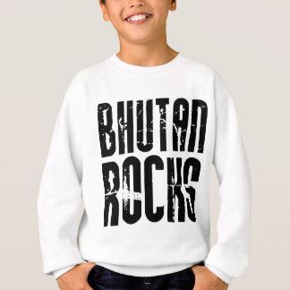 ブータンの石 スウェットシャツ