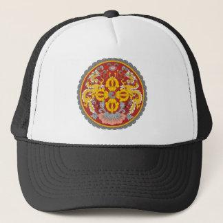 ブータンの紋章 キャップ