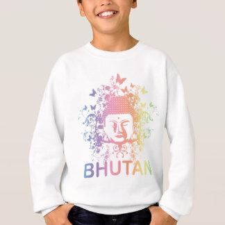 ブータン仏 スウェットシャツ