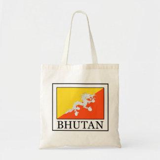 ブータン トートバッグ