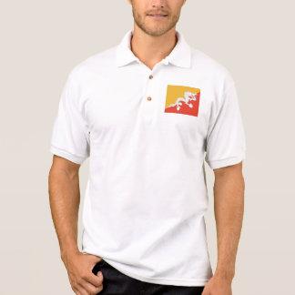 ブータン ポロシャツ
