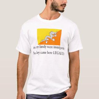 ブータン Tシャツ