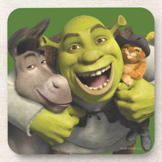ブーツのろば、Shrekおよび小娘 コースター