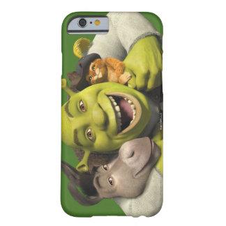 ブーツのろば、Shrekおよび小娘 Barely There iPhone 6 ケース