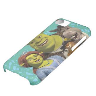ブーツのフィオナ、Shrek、小娘、およびろば iPhone5Cケース