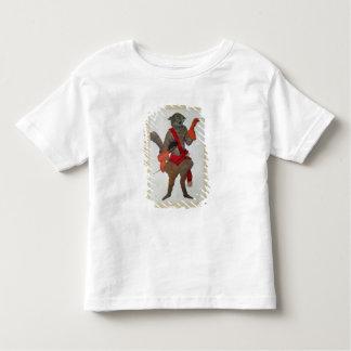 ブーツの小娘、眠れる森の美女から、1921年(色 トドラーTシャツ
