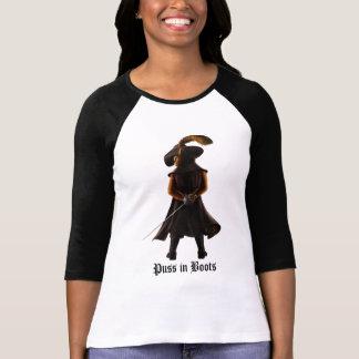 ブーツ7の小娘 Tシャツ