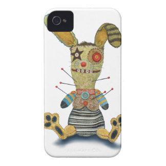 ブードゥーのウサギ Case-Mate iPhone 4 ケース
