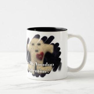 ブードゥーのバレンタイン ツートーンマグカップ