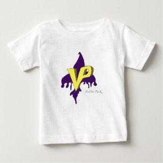 ブードゥーのパックのロゴ ベビーTシャツ