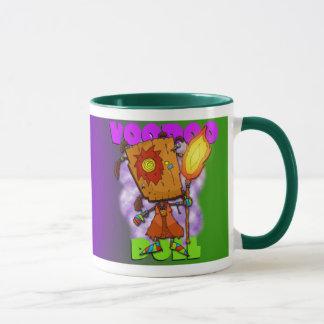 ブードゥーの人形のマグ マグカップ