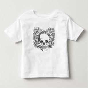 ブードゥーの芸術 トドラーTシャツ