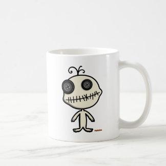 ブードゥーDoolのマグ コーヒーマグカップ
