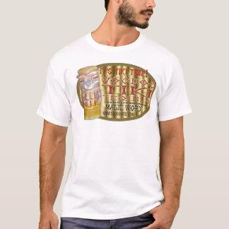 ブードゥーTikiのテキーラそれはTikiの時間です Tシャツ
