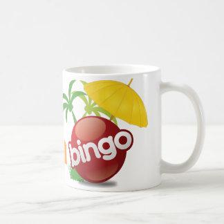 ブームのビーチのビンゴのギア コーヒーマグカップ