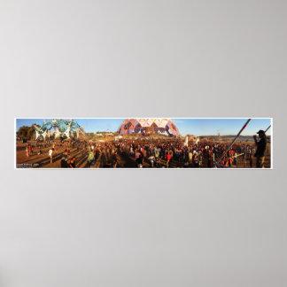 ブームのフェスティバル2004年 ポスター