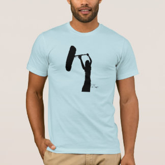ブームオペレータ(リングや輪のリングや輪) Tシャツ