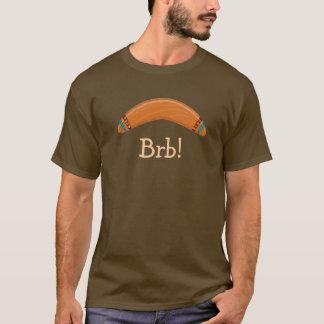ブーメランBRB! Tシャツ