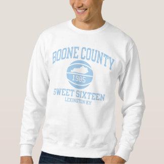 ブーン郡の1985年のSweet sixteenのスエットシャツ スウェットシャツ