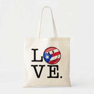 プエルトリコからの愛 トートバッグ