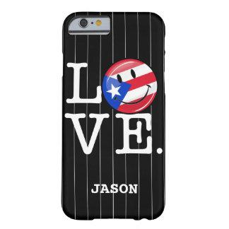 プエルトリコからの愛 BARELY THERE iPhone 6 ケース