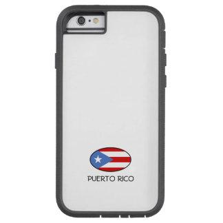 プエルトリコのカスタム TOUGH XTREME iPhone 6 ケース