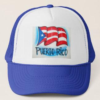 プエルトリコのトラック運転手の帽子 キャップ