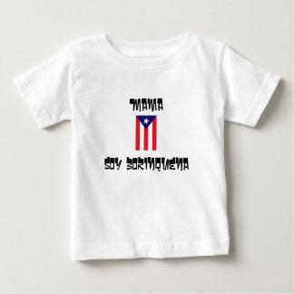 プエルトリコのプライドの衣服 ベビーTシャツ