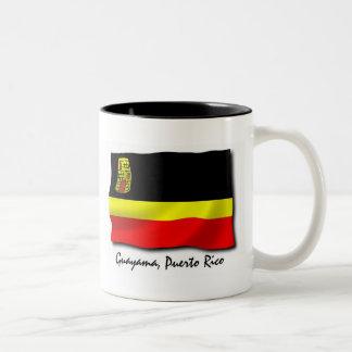 プエルトリコのマグ: Guayama ツートーンマグカップ
