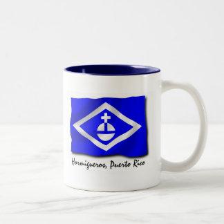 プエルトリコのマグ: Hormigueros ツートーンマグカップ