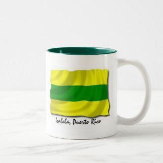 プエルトリコのマグ: Isabela ツートーンマグカップ