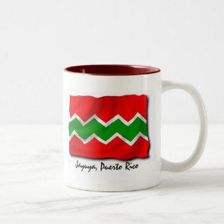 プエルトリコのマグ: Jayuya ツートーンマグカップ