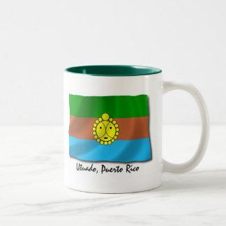 プエルトリコのマグ: Utuado ツートーンマグカップ