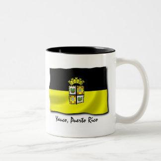 プエルトリコのマグ: Yauco ツートーンマグカップ