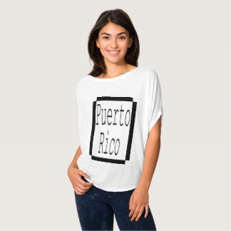 プエルトリコの上 Tシャツ
