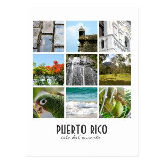 プエルトリコの写真 ポストカード