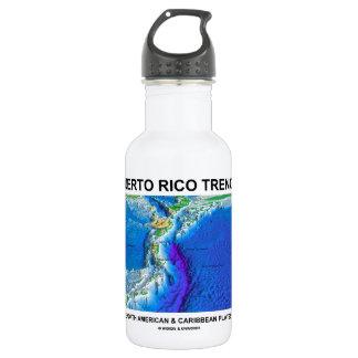プエルトリコの堀北米人カリブ ウォーターボトル