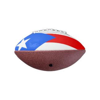 プエルトリコの小型フットボールの旗 アメリカンフットボール