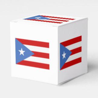 プエルトリコの愛国心が強い旗 フェイバーボックス