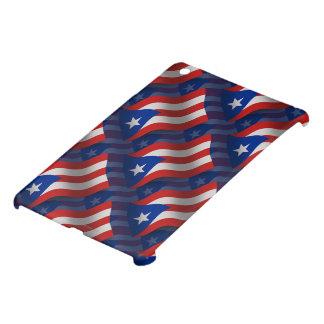 プエルトリコの振る旗 iPad MINI カバー